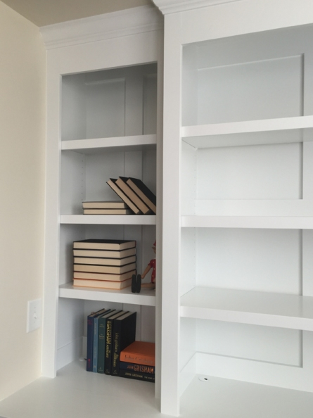 Built in bookcase10 small