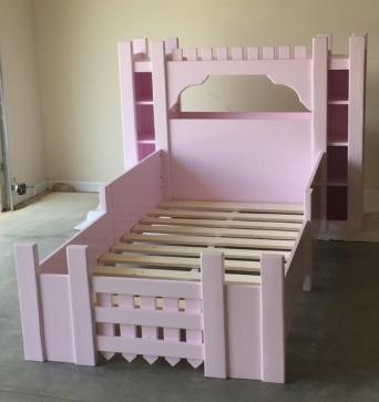 Castle Bed 4