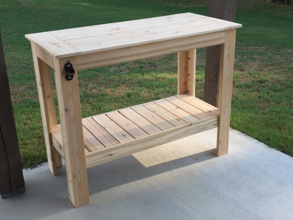 Grilling Table 2