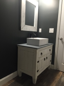 Bathroom vanity 21 small