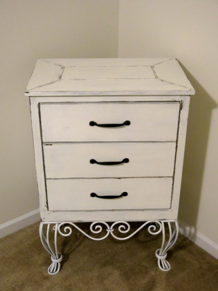 Antique Chest 3