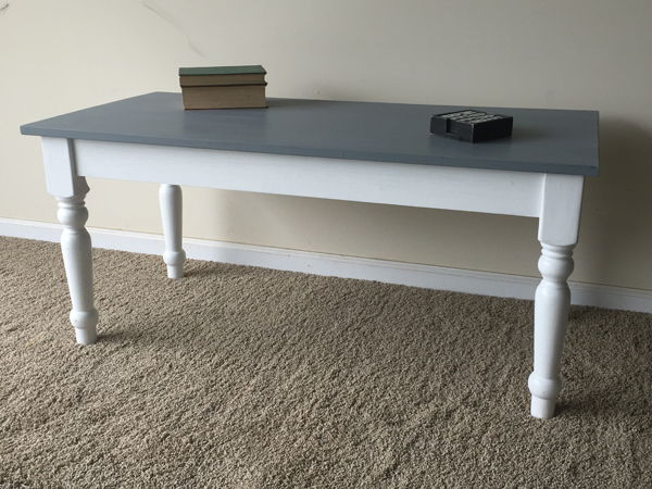 White And Gray Coffee Table 1 Andrew Harris Woodwork