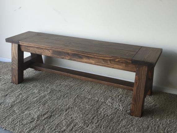 A Frame Bench 1