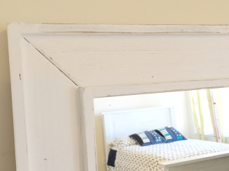 White Tall Mirror 4