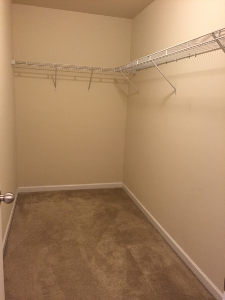 Builder Closet