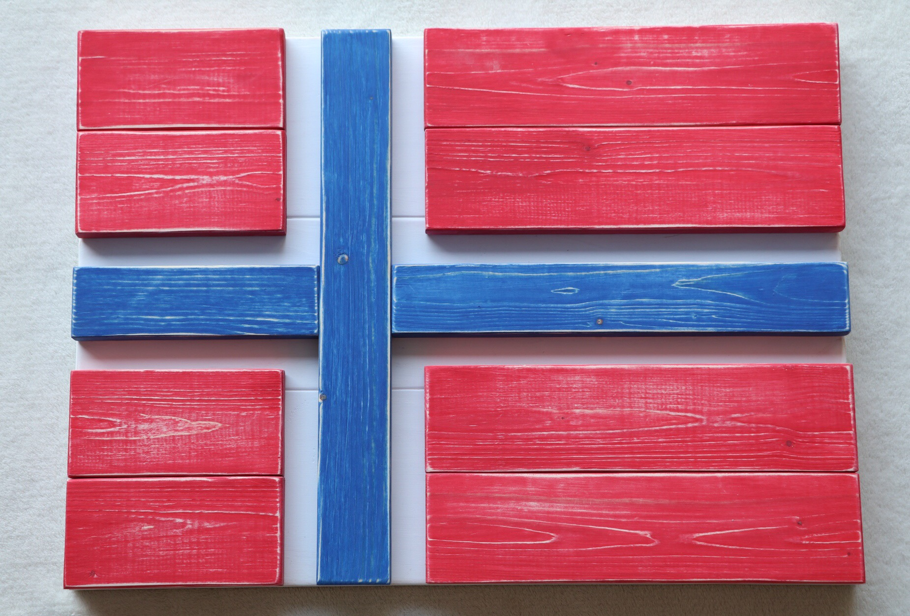 special order norwegian flag u2013 andrew harris woodwork